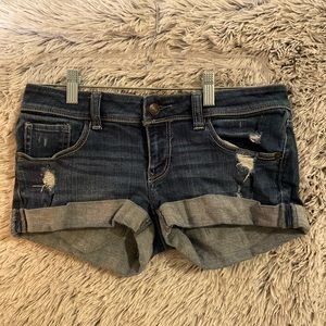 Ladies Abercrombie & Fitch Jean Shorts